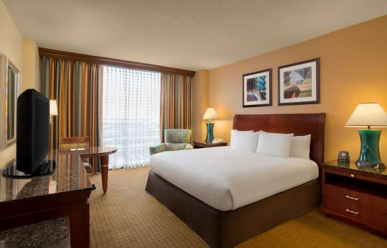 Zimmer DoubleTree by Hilton Houston Downtown