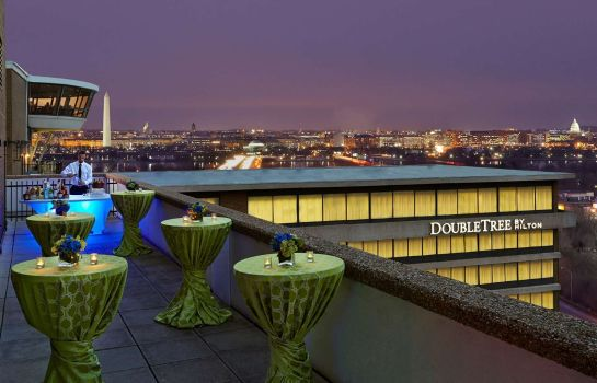 Außenansicht DoubleTree by Hilton Washington DC - Crystal City