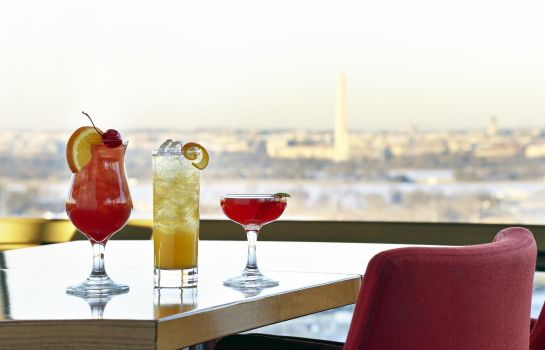 Hotel-Bar DoubleTree by Hilton Washington DC - Crystal City