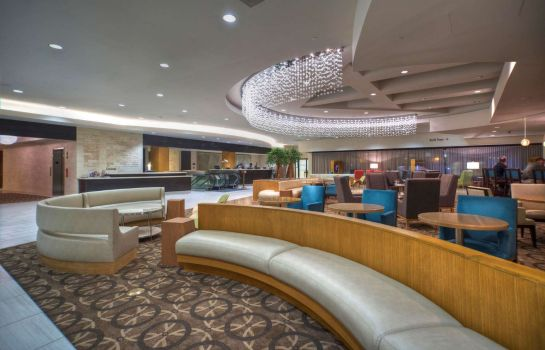Hotelhalle DoubleTree by Hilton Washington DC - Crystal City