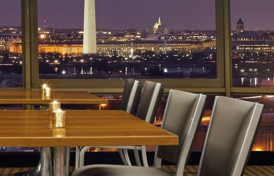 Restaurant DoubleTree by Hilton Washington DC - Crystal City
