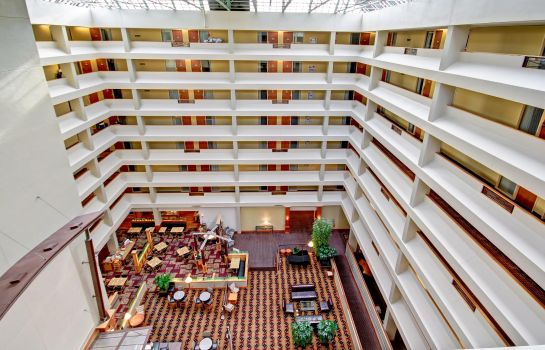 Hotelhalle DoubleTree Suites by Hilton Seattle Airport - Southcenter
