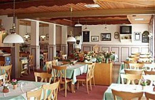 Restaurant Zur Post Hotel Garni