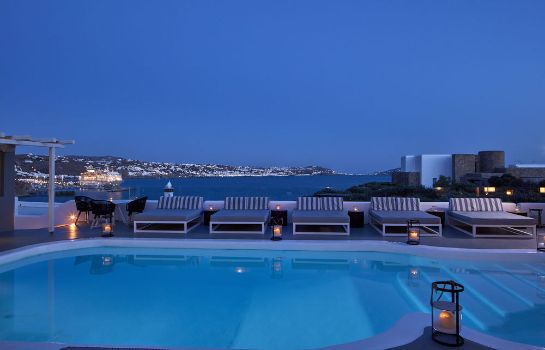 Photo Mykonos Princess Hotel