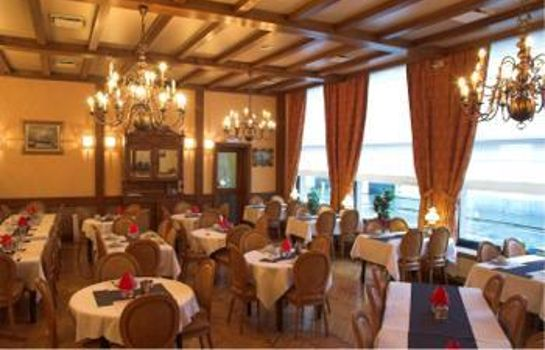 Breakfast room Hotel Richmond Blankenberge