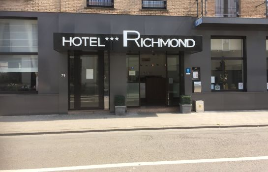Picture Hotel Richmond Blankenberge