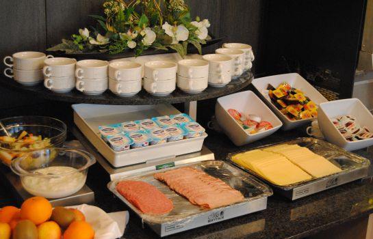 Breakfast buffet Hotel Richmond Blankenberge