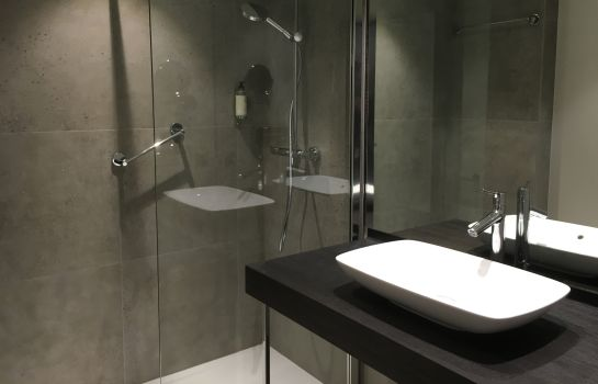 Bagno in camera Best Western Chamade