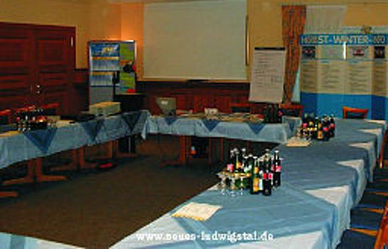 Conference room Neues Ludwigstal