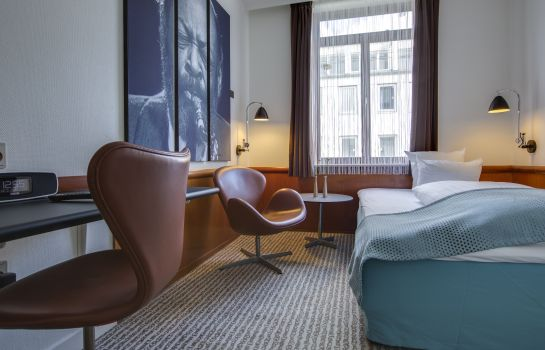 Einzelzimmer Komfort Best Western Plus City