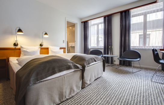 Doppelzimmer Standard Best Western Plus City