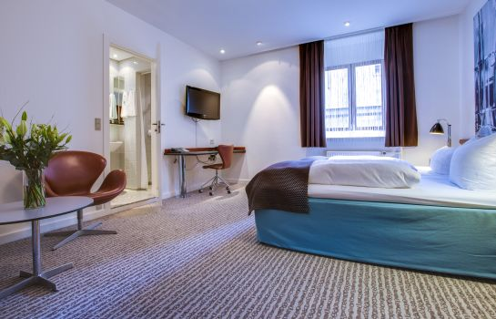 Doppelzimmer Komfort Best Western Plus City