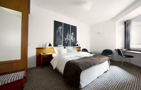 Zimmer Best Western Plus City