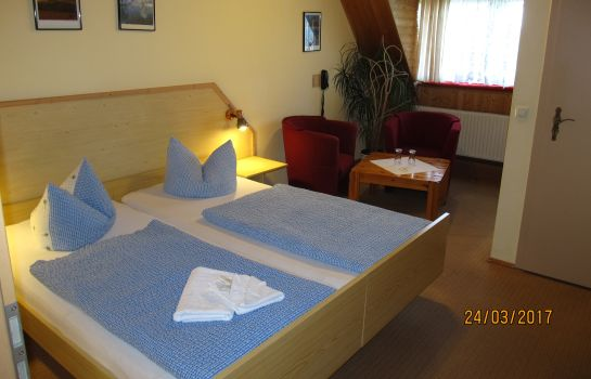 Double room (superior) Landhaus Nassau