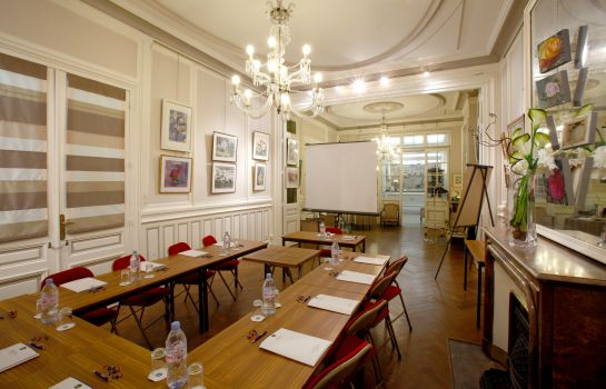 Meeting room Best Western Grand Hotel Francais