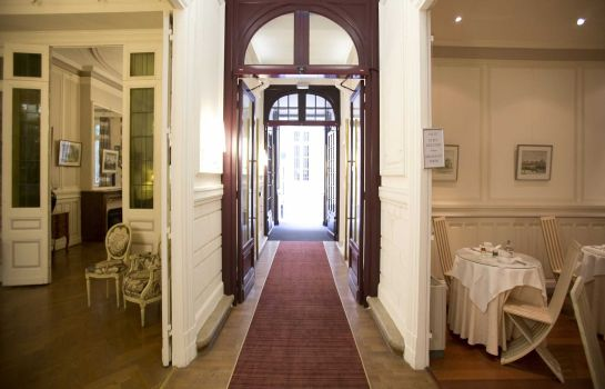 Hall Best Western Grand Hotel Francais
