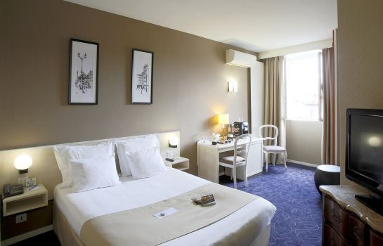 Double room (standard) Best Western Grand Hotel Francais