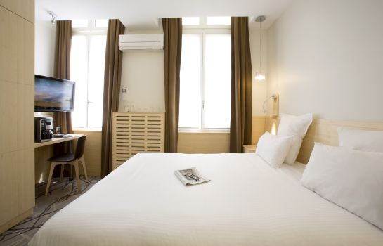 Double room (superior) Best Western Grand Hotel Francais