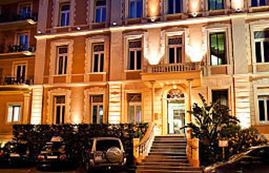 Exterior view Best Western Hotel Prince De Galles