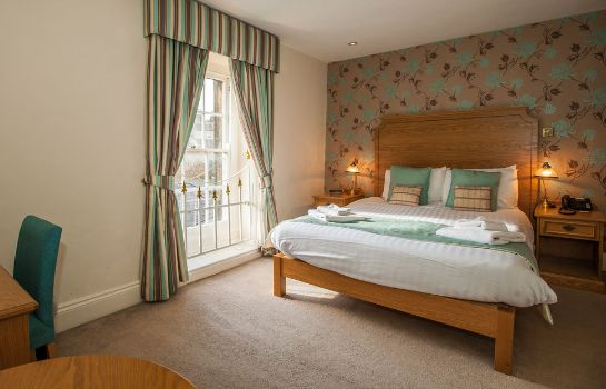 chambre standard The Rutland Arms Hotel