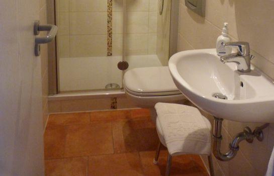 Badezimmer Mellestollen Flair Hotel