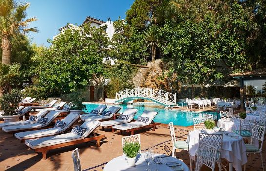 Terrace Marbella Club Hotel Golf Resort & Spa