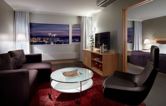 Junior Suite Gothia Towers Hotel
