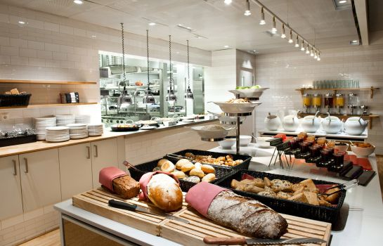 Breakfast buffet Birger Jarl