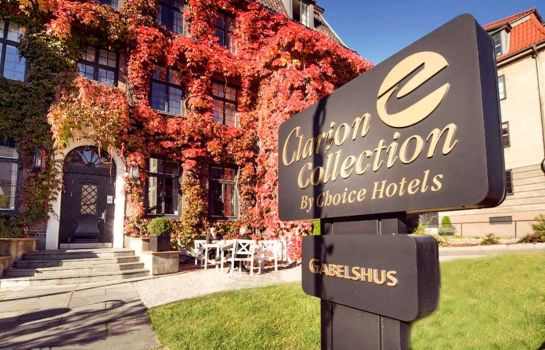 Widok zewnętrzny Clarion Collection Hotel Gabelshus