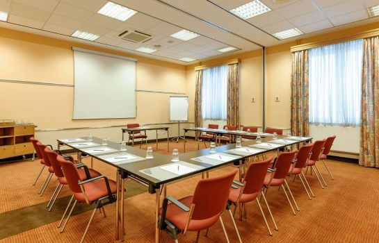 Conference room Best Western Amedia Frankfurt Airport