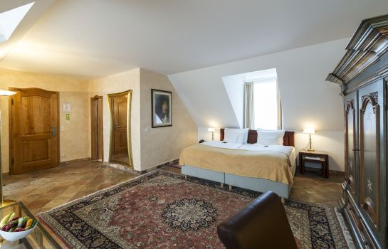 Junior Suite Lindner Hotel & Spa Binshof