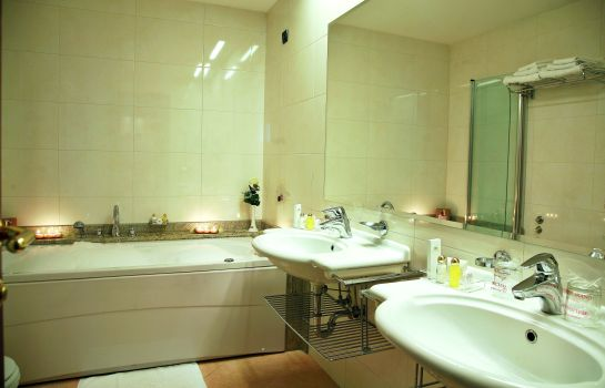 Bagno in camera Palace Hotel