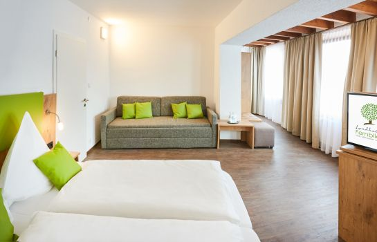 Junior-suite Landhotel Fernblick