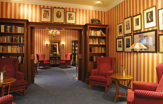 Reading room Best Western Seehotel Frankenhorst