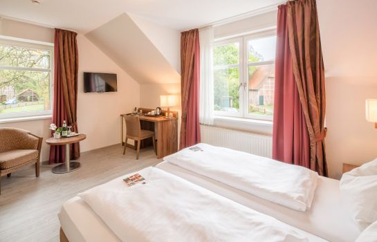 Double room (superior) Rieckmanns Heidehotel