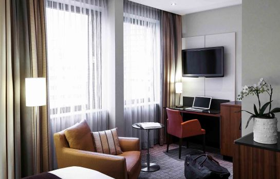 Standard room Pullman Eindhoven Cocagne