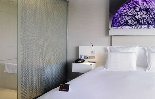 Kamers Pullman Eindhoven Cocagne