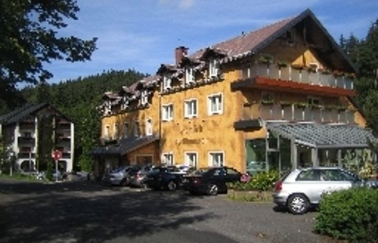 Exterior view Ladenmühle