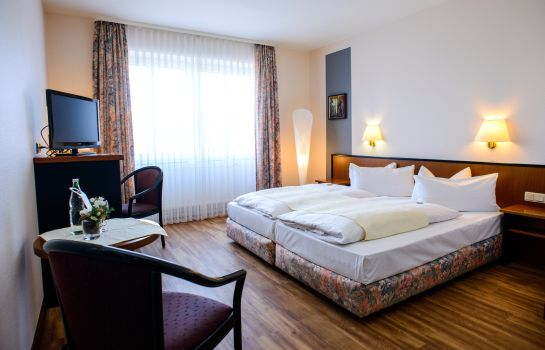 Chambre double (standard) Cityhotel