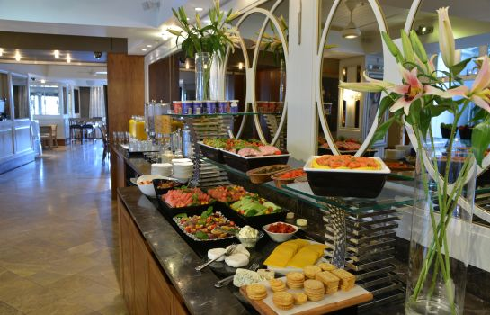 Ontbijtbuffet Winchester Mansions