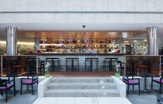 Bar hotelowy Crowne Plaza MOSCOW - WORLD TRADE CENTRE