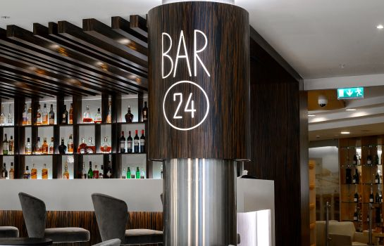 Hotel bar Crowne Plaza MOSCOW - WORLD TRADE CENTRE
