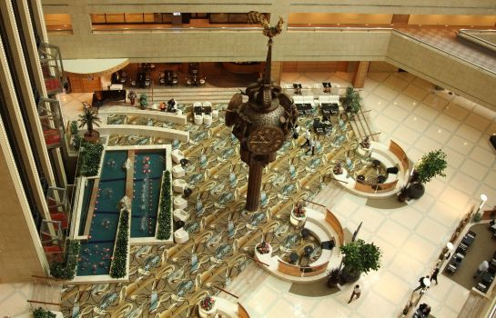 Hol hotelowy Crowne Plaza MOSCOW - WORLD TRADE CENTRE