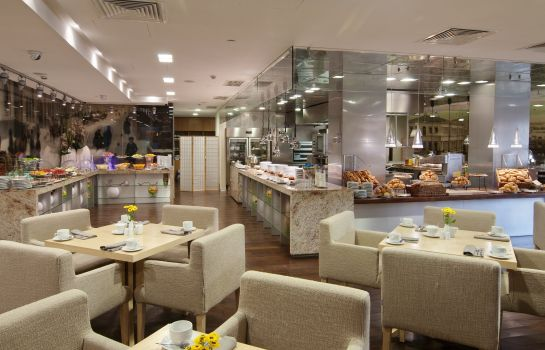 Restaurant Crowne Plaza MOSCOW - WORLD TRADE CENTRE