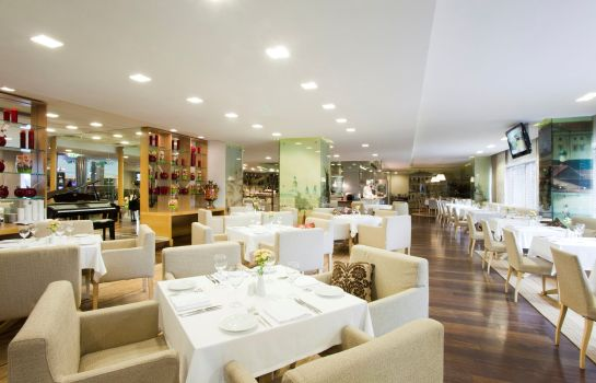 Restaurante Crowne Plaza MOSCOW - WORLD TRADE CENTRE