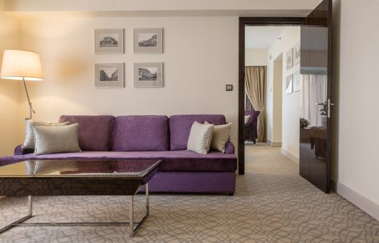 Suite Crowne Plaza MOSCOW - WORLD TRADE CENTRE