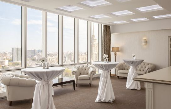 Sala konferencyjna Crowne Plaza MOSCOW - WORLD TRADE CENTRE