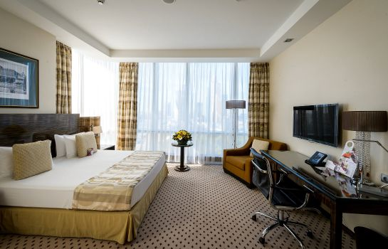 Room Crowne Plaza MOSCOW - WORLD TRADE CENTRE