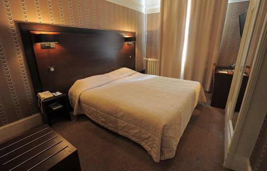 Chambre individuelle (standard) Le Grand Hotel