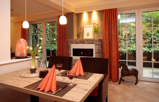 Breakfast room Fortuna Hotel-Pension